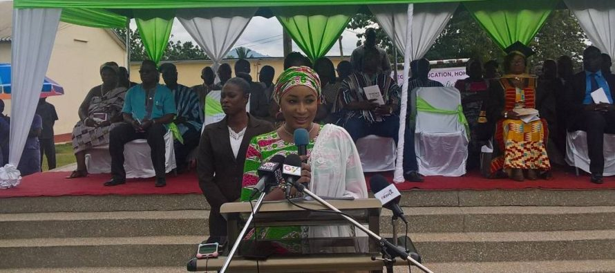 Quality Basic Education is hinged on Multi-tasking abilities of Female Teachers – Second Lady