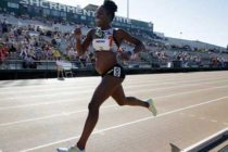 Athlete ran 800M race with 5-months-old pregnancy
