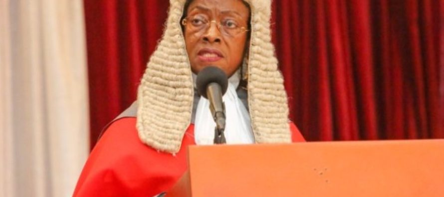 I never thought I would become a judge – New CJ