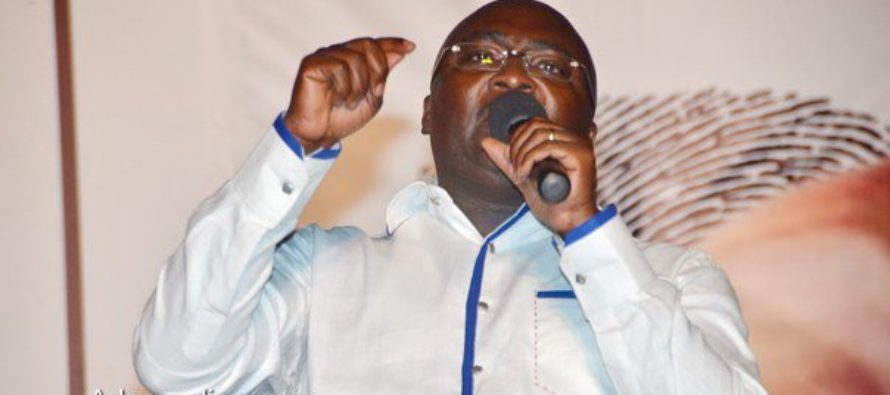 Ghana's mortgage cost the highest in the world- Dr. Bawumia