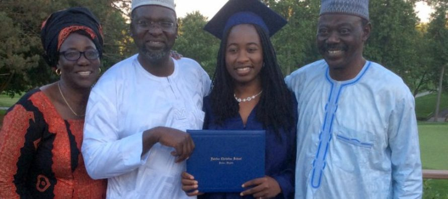 Two Chibok girls escapees graduate from U.S. high School