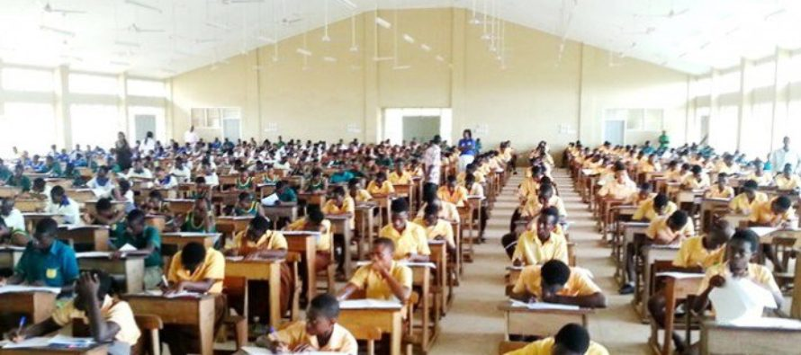 BECE candidates angry at headmaster for failing to register them for ICT