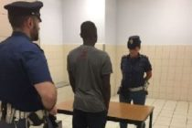 Ghanaian footballer arrested in Italy for murdering mother and sister