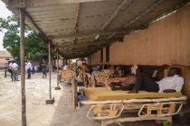 Over 200 patients on admission to be abandoned at Pantang Hospital