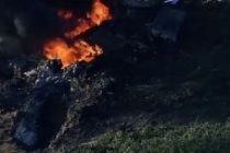 Military plane crashes in Mississippi, 16 dead