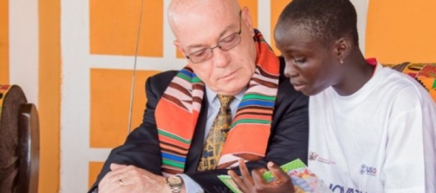 New USAID reading project launched