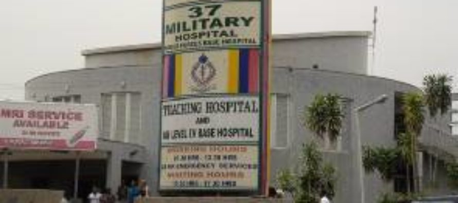 37 Military hospital to close emergency unit for fumigation