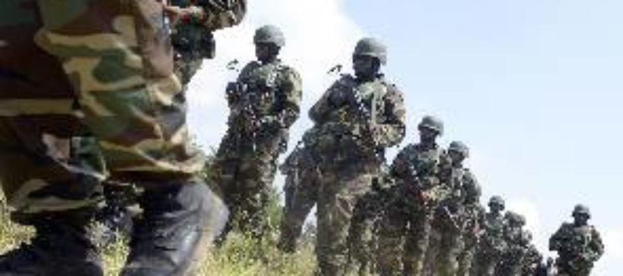 Ghanaian, African soldiers receive training in anti-terrorism
