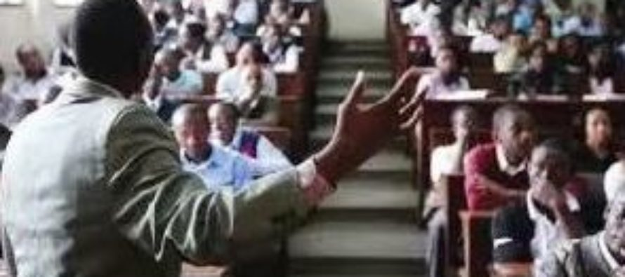 'Male teachers are becoming drunkards in the rural zones' – GNAT