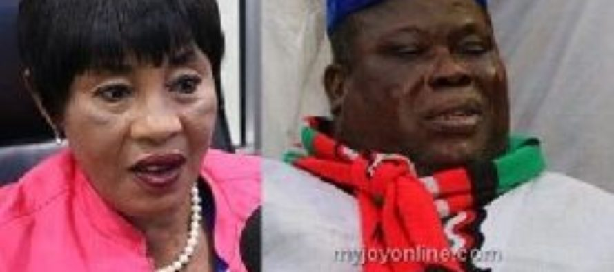 Jewel Ackah is ungrateful – Anita Desoso