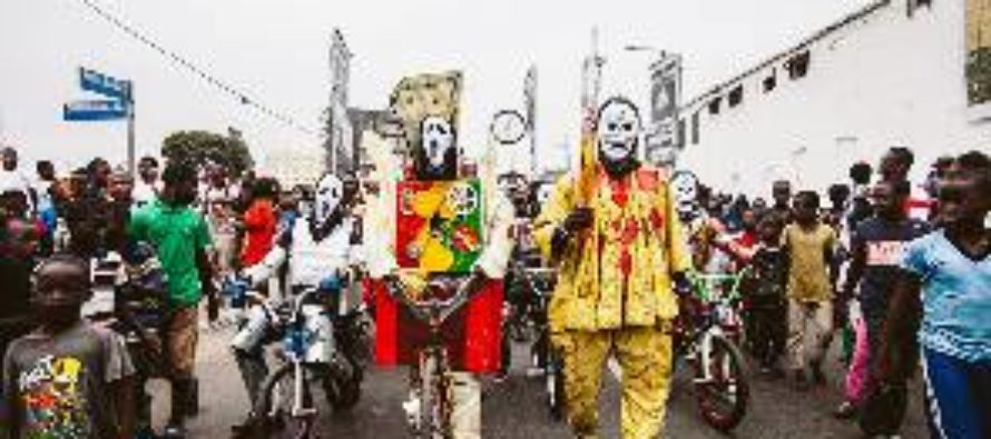 Chale Wote Street Arts Festival starts today