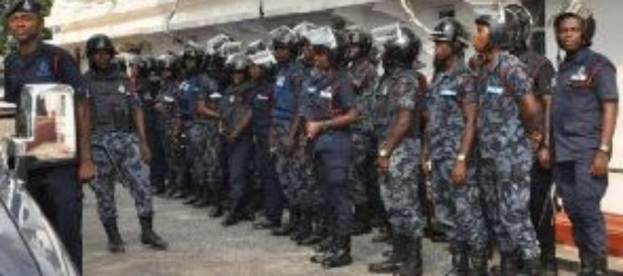 Okada/Police clash: Reinforcement dispatched from headquarters