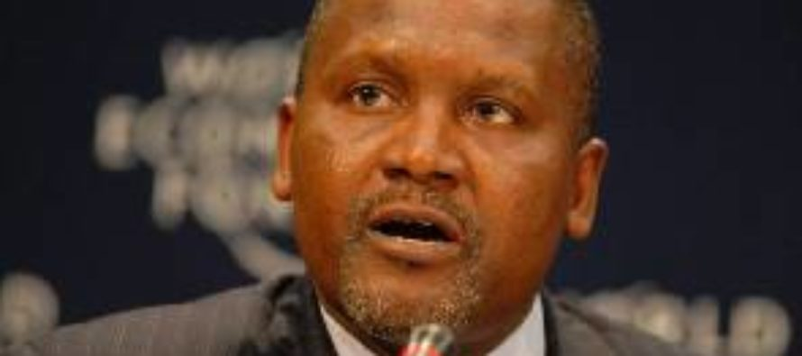 African governments are bad at running businesses – Dangote