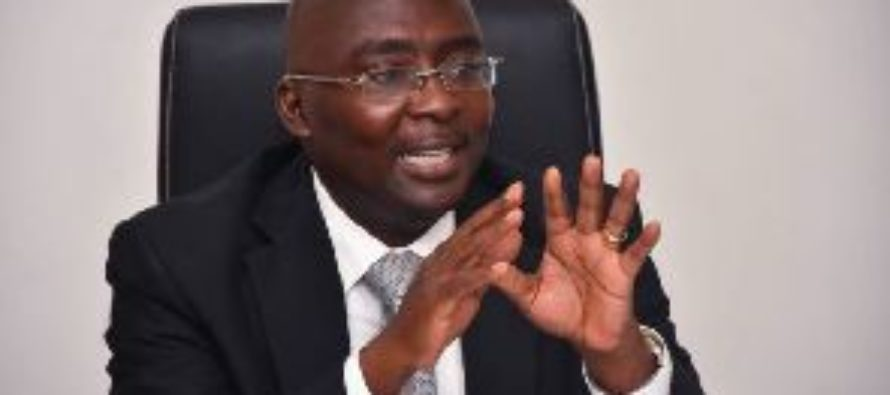 'No gov't can say they won't borrow, that's ridiculous' – Bawumia