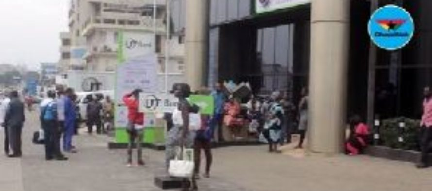 GCB Bank assures UT, Capital Bank customers' unfettered access to funds