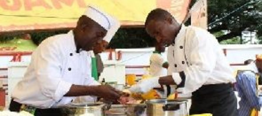 Chefs prepare for 'Jollof Rice Festival'