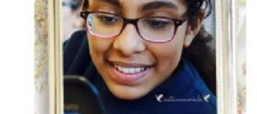 12-year-old girl 'brutally murdered' after texting mom about unknown visitor