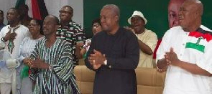 Our spouses are fighting us – NDC callers