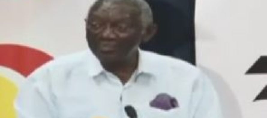Be masters of your game – Kufuor to Council of State