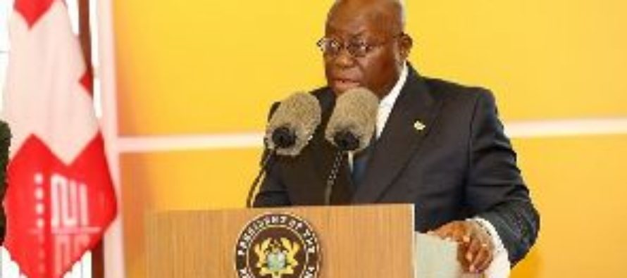 I cannot afford to fail Ghanaians – President