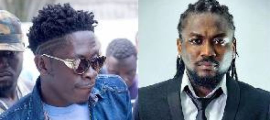 Samini and Shatta Wale finally collaborate on a song