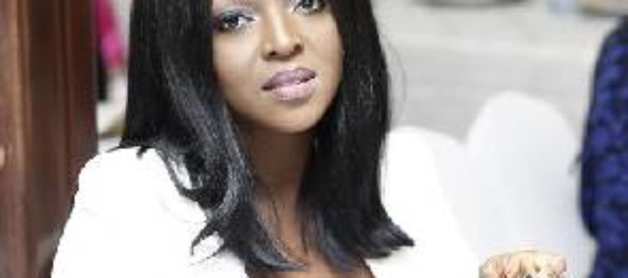 I bought the Mercedez Benz C Class I drive myself – Actress Yvonne Okoro