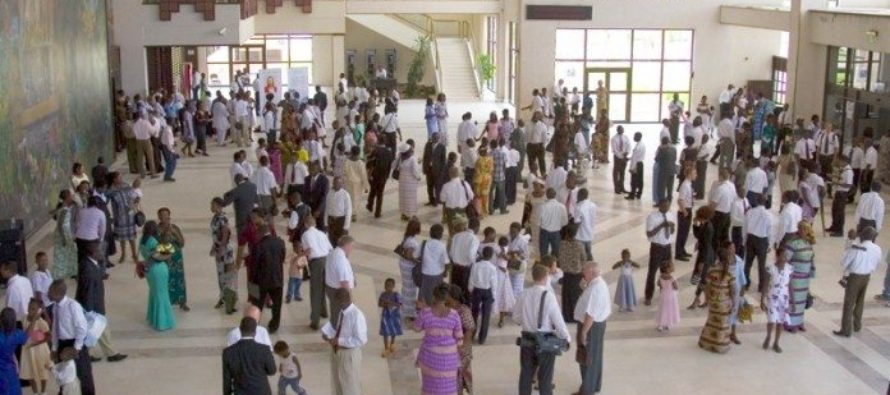 Man becomes 'deaf, dumb' after stealing in Lagos catholic church