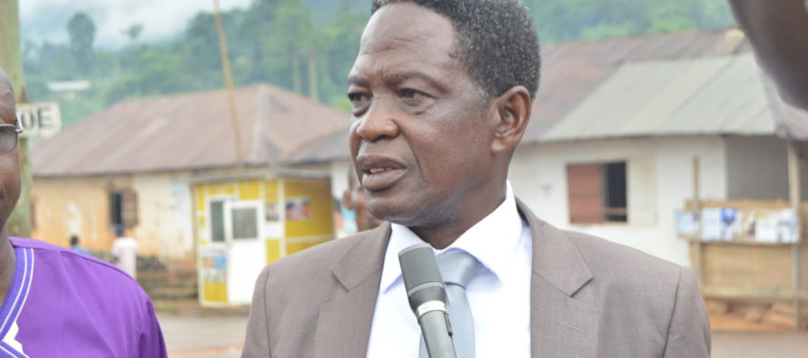 Hohoe MCE promises to pursue completion of Hohoe Sports Stadium project