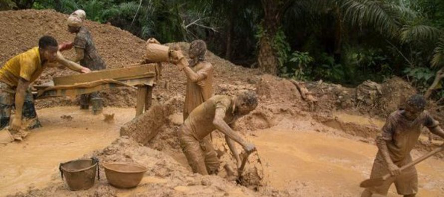 Galamsey linked to kidney failures; 65 cases reported in Tarkwa