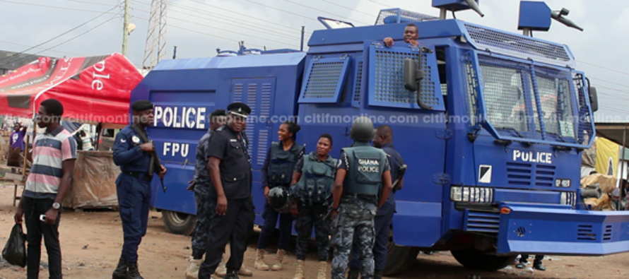 Police homicide team dispatched to Kwabeng over mysterious deaths