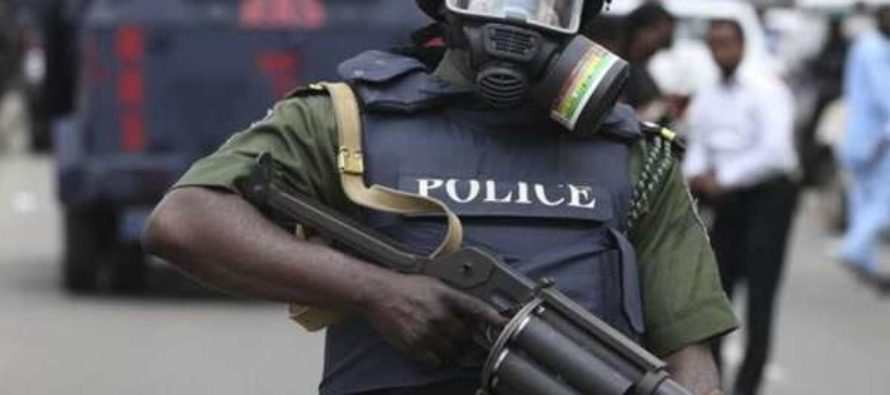 Police nab man with woman head in Lagos