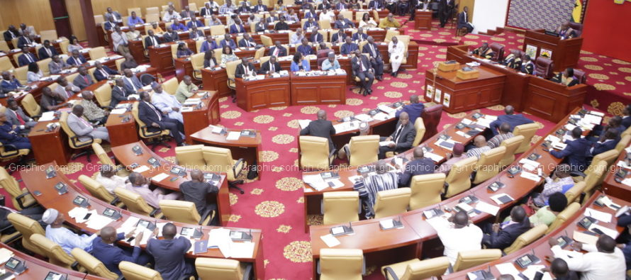 Parliament approves $1.3bn loan for 2017/2018 cocoa purchase