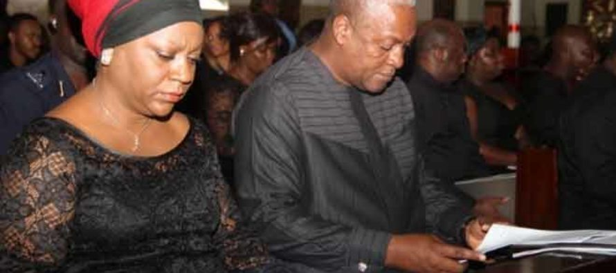 Valerie Sawyerr reaping fruits she never sowed – NDC group