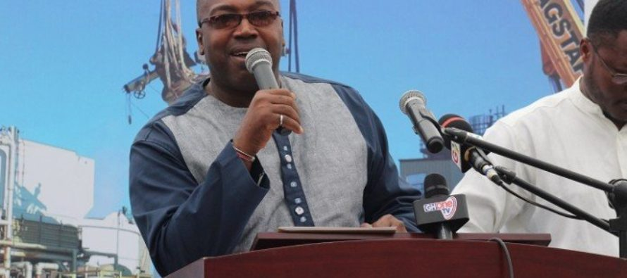 We will develop communities in Atuabo enclave – Ghana Gas CEO assures