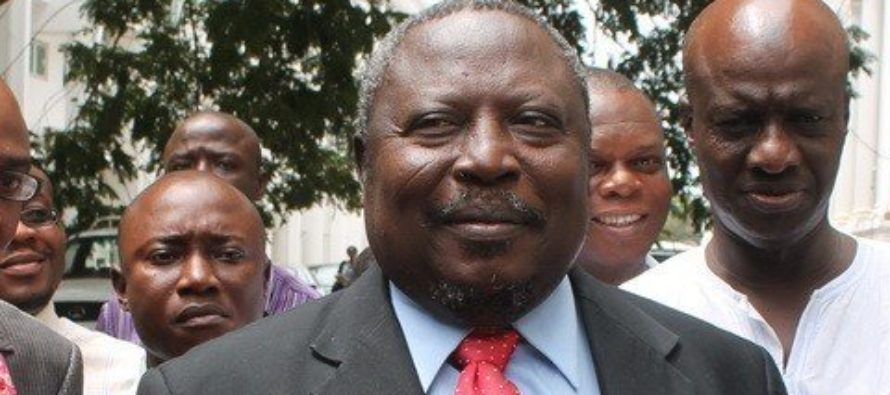NDC man petitions party over Martin Amidu