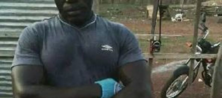 Policeman slumps to his death whiles training at gym