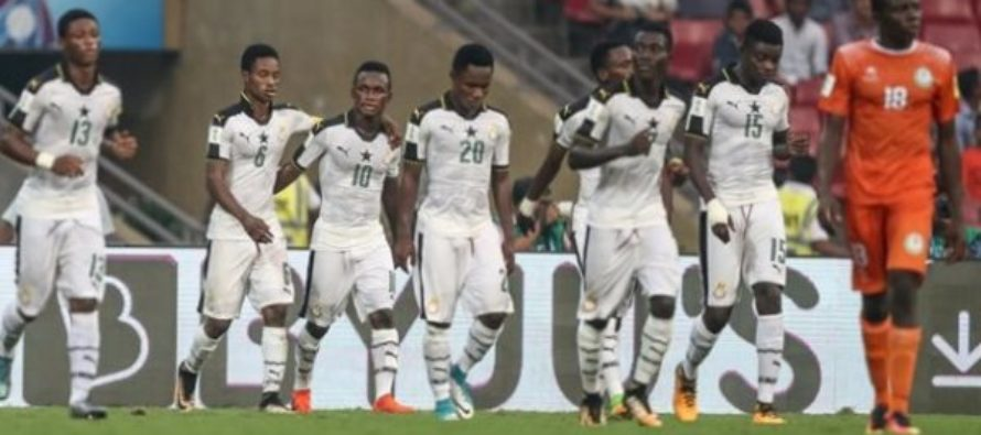 U-17 World Cup: Ghana beat Niger to reach last eight