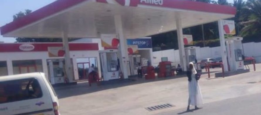 Woman, 87, sues NPA, AMA others over siting of filling station