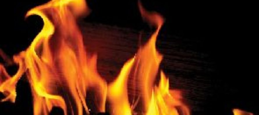 Fire guts Fomena Amass in Ashanti Region