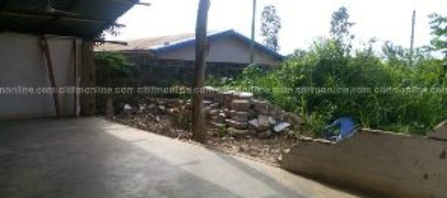 2 toddlers dead in church building collapse in Volta Region