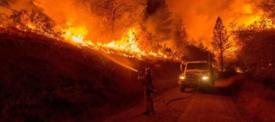 40 dead as California blazes worsen