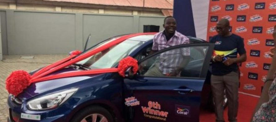 36-year old engineer wins final car in Coral Paint promo