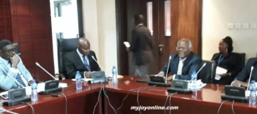 "NDC MPs boycott committee hearing on ""over-priced"" $150m AMERI deal"
