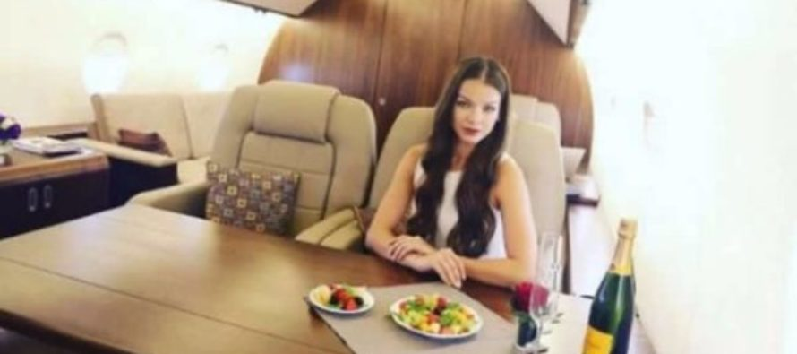 People are now renting grounded private jets for instagram photo shoots