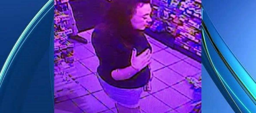 Woman steals credit card from man suffering seizure