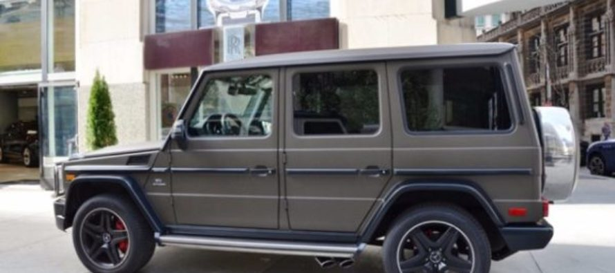 Nigerian buys G-Wagon for South African to apologise for impregnating his wife