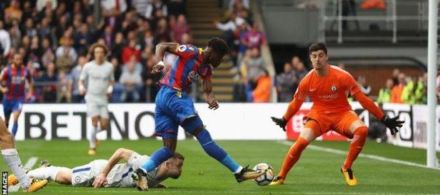 Crystal Palace stun Chelsea with 2:1 win