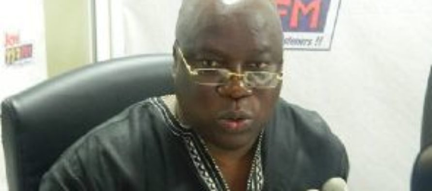 NDC had no 200 cars for journalists – Ade Coker