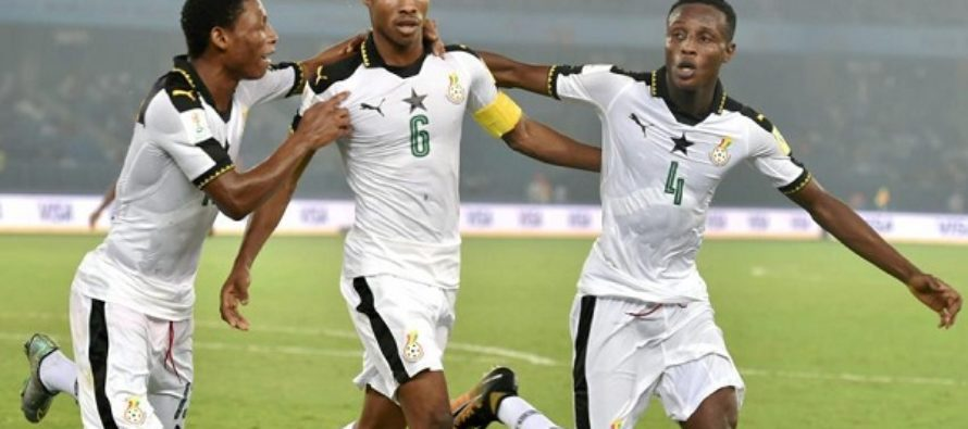 FIFA U-17 World Cup: Ghana to clash with Niger in all-African battle