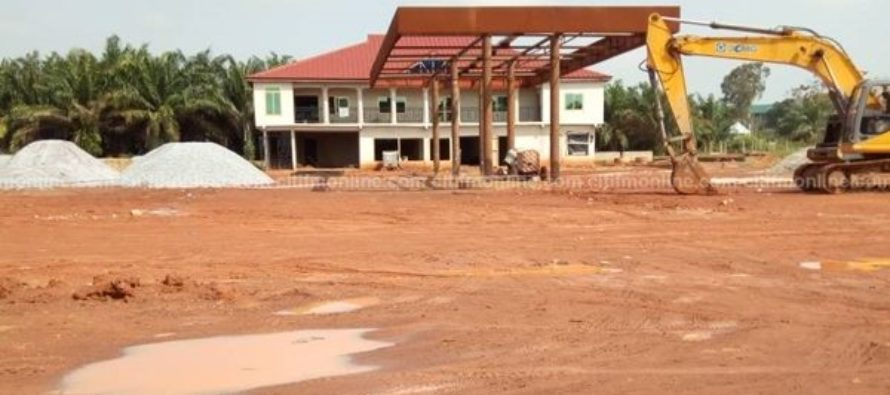 Construction of fuel stations ongoing despite President's order